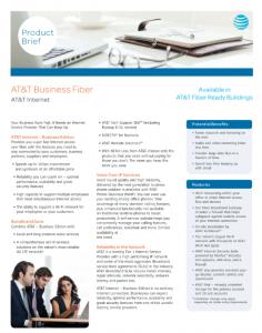 ATT Business Fiber